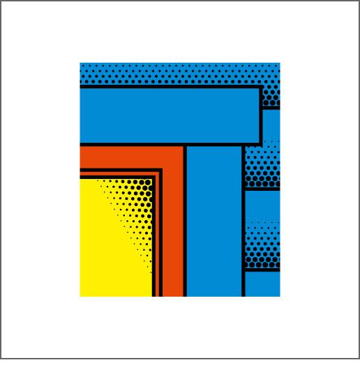 ログをモチーフとしたアートシリーズ4