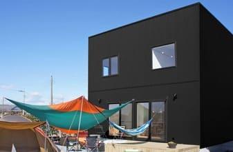 ビーズハウス キューブマン|北欧モダンの高経済性の2階建