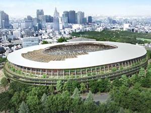 日本が誇る国立競技場