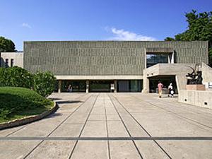 世界遺産の西洋美術館