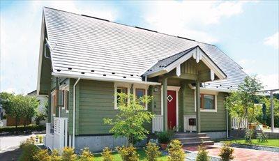 ログハウスの魅力~屋根・外観のデザインがおしゃれ~