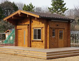 セルフビルドの平屋は【ビックボックス】にお任せ~屋根・床・壁はパネルだから作り方も簡単!組み立てキット~