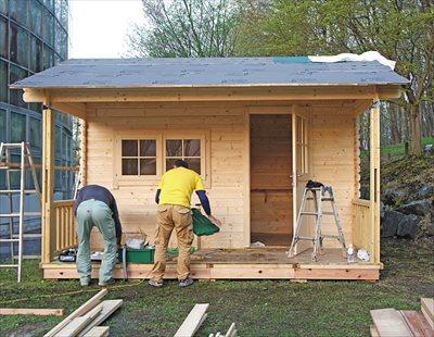 キットハウスでセルフビルドを楽しもう!~お手頃な費用で建てることができるログハウス~