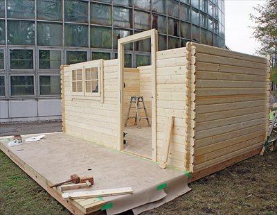 キットハウスでセルフビルド!住宅キットなら作り方も簡単!