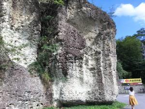 宇都宮自慢の大谷石