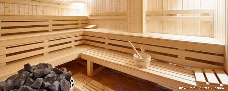 フィンランドサウナルーム採暖室 | ログハウスのことなら様々なタイプのログハウスをご提案する【ビックボックス】へ