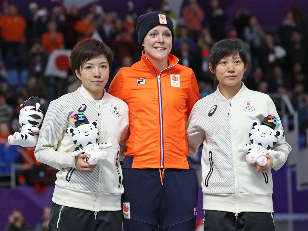 平昌オリンピック開幕