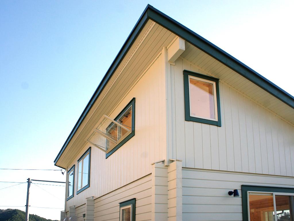 東日本大震災,復興,耐震,ログハウス