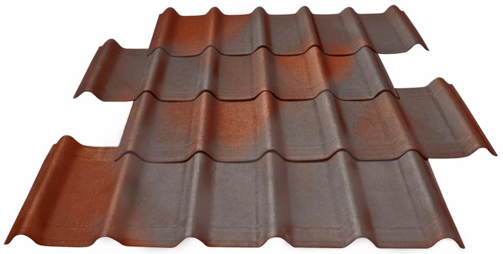 ログハウス,屋根材,Onduvilla