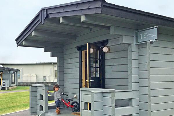 ログハウスの小屋はキットでDIYしよう~壁・屋根がパネルで初心者でも簡単に組み立て可能~