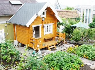 素敵な物置小屋をDIYで建てよう