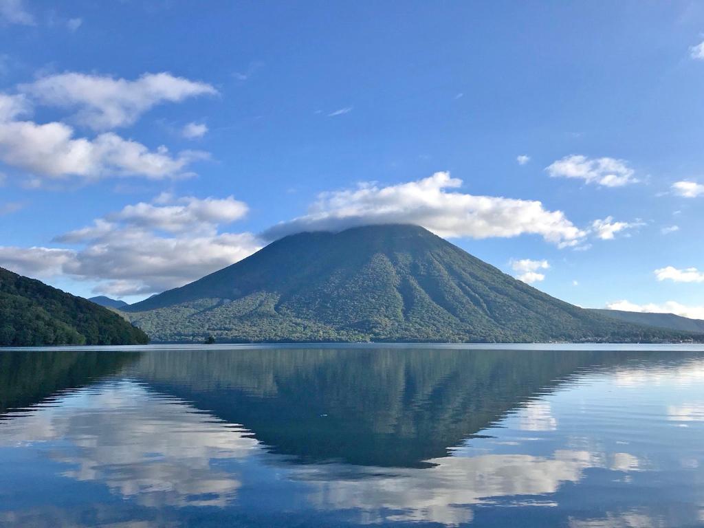 悠久の中禅寺湖一周