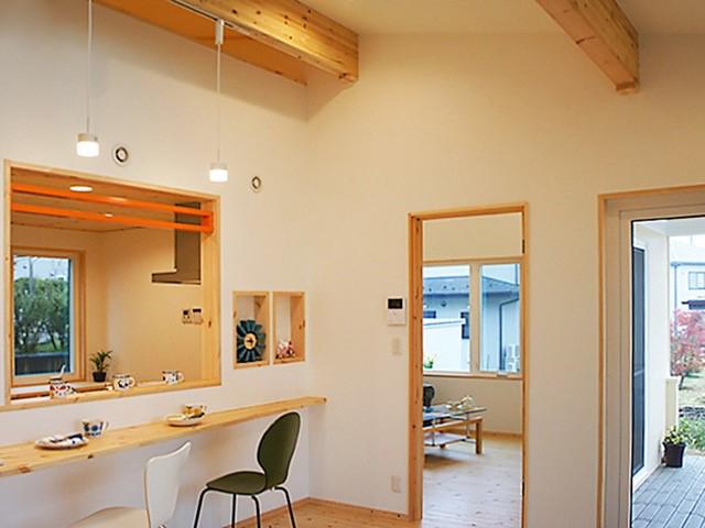ビーズハウス,北欧,木質住宅,軸組住宅