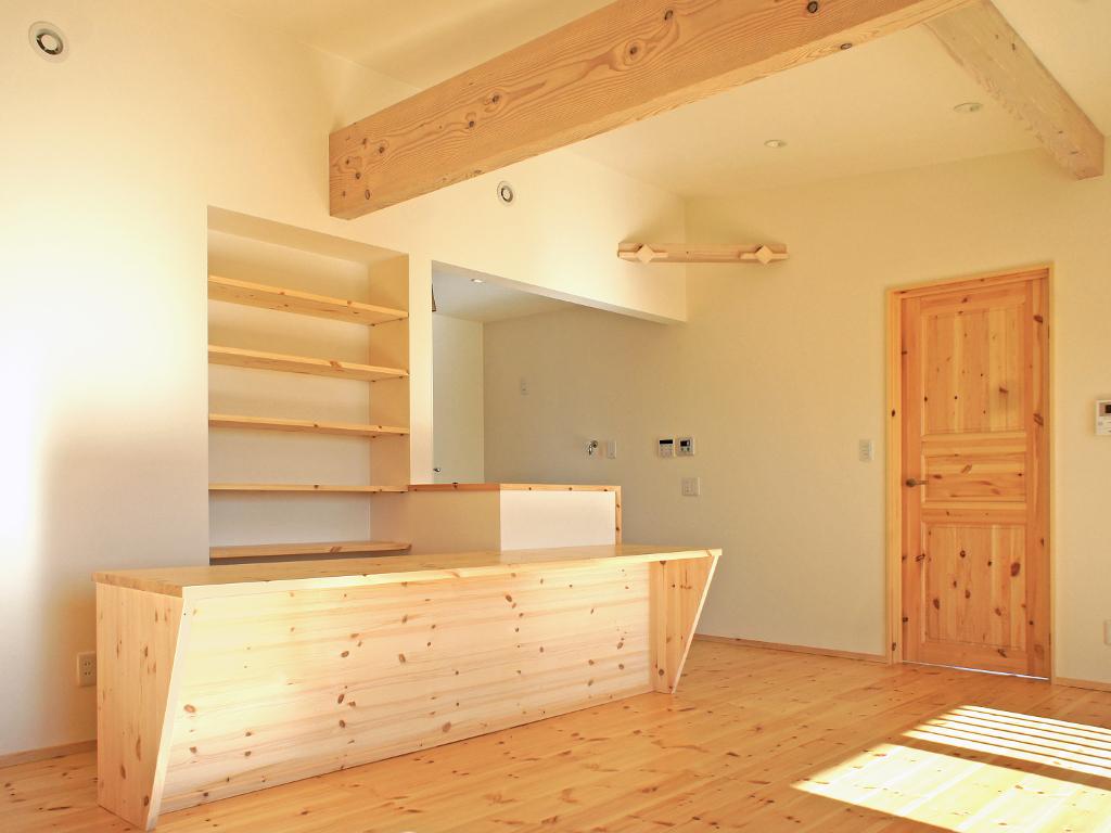 ログハウス,完成物件,木質住宅