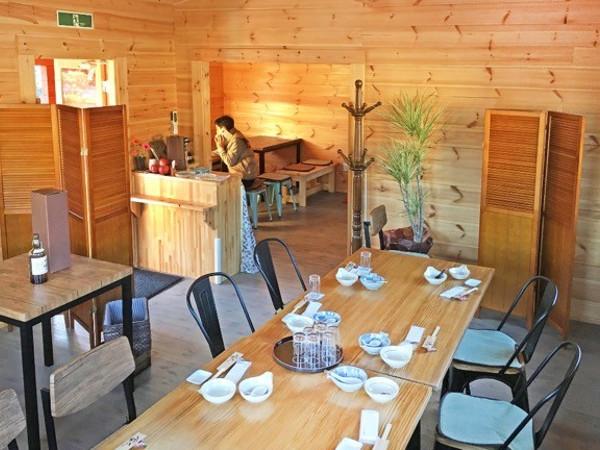 ログハウス,店舗,カフェ,レストラン