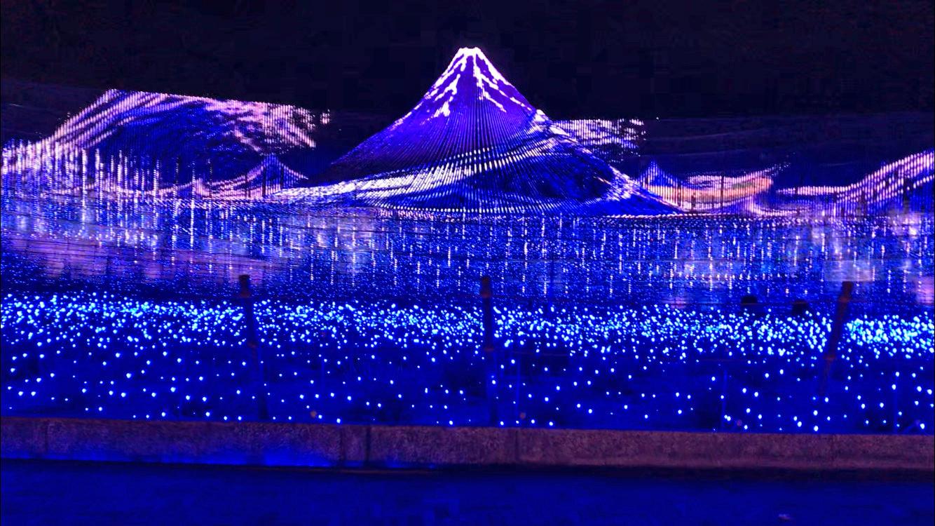 癒しの三重県、長島温泉