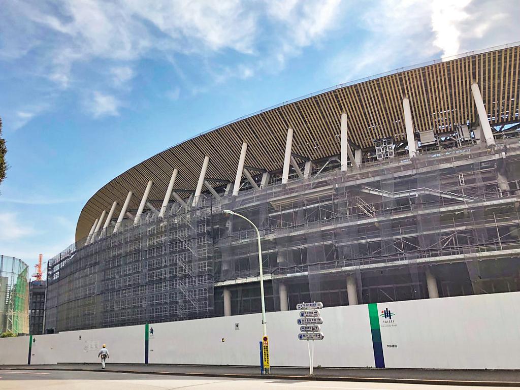 令和の新国立競技場