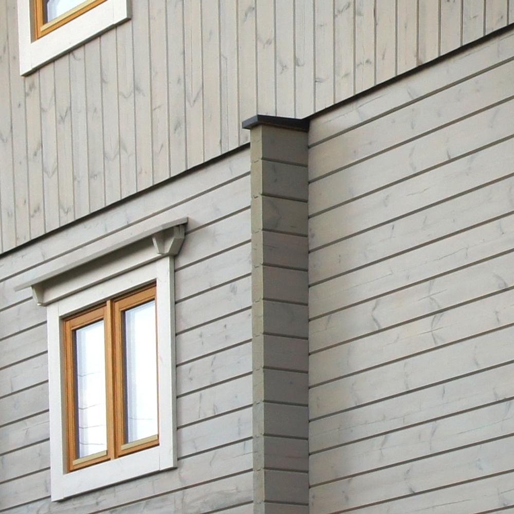 ログハウス,北欧,カラー