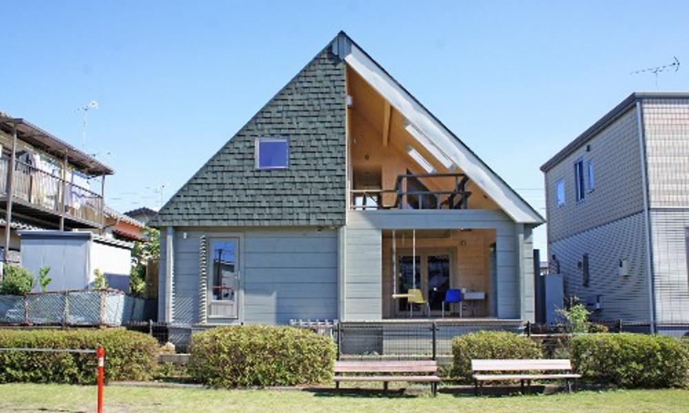 デザイナーズログハウスをアート住宅で建築