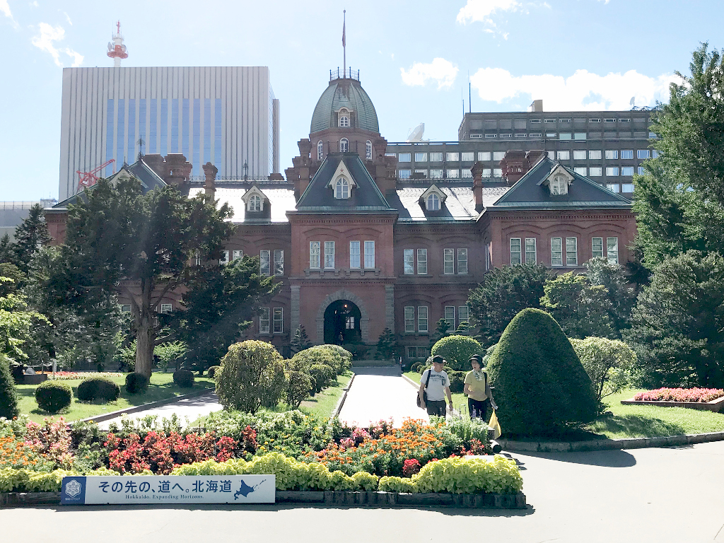 ログハウス,建築探訪,北海道