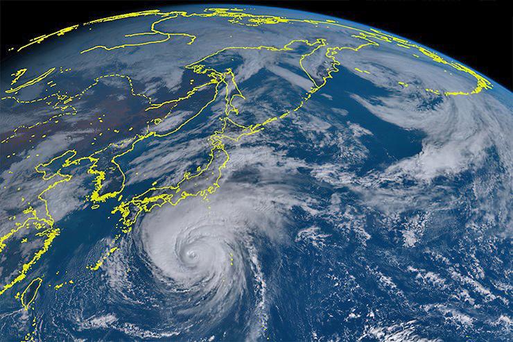 ログハウス,台風対策,正常性バイアス