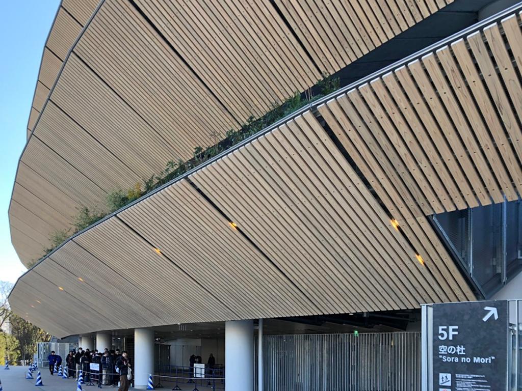 ログハウス,木造住宅,新国立競技場